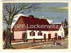 Ansichtskarte Bauernhaus in Belgien Werbekarte der Superphosphat-Industrie Hamburg