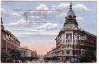 Ansichtskarte Ungarn Budapest Waitzner Boulevard Vaczi-körut Feldpost