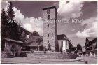 Ansichtskarte Schweiz Adelboden Ortsansicht mit Kirche Bern