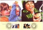 Maximumkarten Australien Aussie kids 4 Karten
