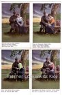 Ansichtskarte Soldatenliebe Frauen Soldat Liebespaar Serie von 6 Karten