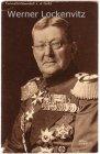 Ansichtskarte Generalfeldmarschall von der Goltz in Uniform mit Orden Adel Militär