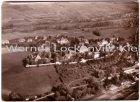 Ansichtskarte Ebensfeld-Kutzenberg Ortsansicht Luftbild mit Landpoststempel Prächting