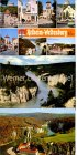 Ansichtskarte Kelheim-Weltenburg an der Donau Kloster Donaudurchbruch Mittertor 3 Karten