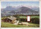 Ansichtskarte Berchtesgaden Landhaus des Reichskanzlers Haus Wachenfeld