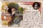 Ansichtskarte Fritz Reuter Postkarten Stromtid Moses