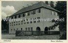 Ansichtskarte Alfdorf-Hellershof Neues Schulhaus