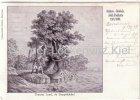 Ansichtskarte Schleswig-Holstein Jubiläums-Postkarte Theures Land, du Doppeleiche