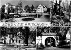 Ansichtskarte Plauen-Jößnitz Gaststätte Pfaffenmühle Ferienheim Lochbauer