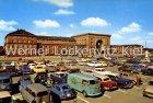 Ansichtskarte Mannheim Hauptbahnhof