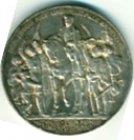 Münze 3 Mark Wilhelm II. von Preussen 1913 Befreiungskampf Silber