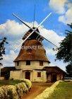 Ansichtskarte Alt-Mölln Gaststätte Die Windmühle