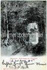Ansichtskarte Küssnacht Hohle Gasse mit Tellskapelle Schwyz