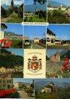 Ansichtskarte Liechtenstein Vaduz 5 Karten