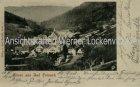 Ansichtskarte Bad Teinach Ortsansicht im Schwarzwald
