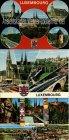 Ansichtskarte Luxemburg Luxembourg 9 Karten