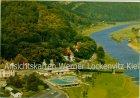 Ansichtskarte Bad Karlshafen Mineral-Schwimmbad