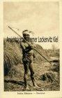 Ansichtskarte cartão-postal Brasil Brasilien Salvador da Bahia Indios Matacos Guerrero