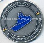 Medaille Marine DEU EINSKTGF UNIFIL OEF ATALANTA Bundeswehr