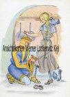 Ansichtskarte Aschenputtel Märchen
