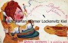 Ansichtskarte Berühmte Babies Louis XIV. France Humor Bebes celebres Künstlerkarte sign. A. Devambez