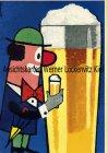 Ansichtskarte Bier Werbekarte Bierwerbe G.m.b,H. Bad Godesberg