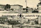 Ansichtskarte Berlin Bahnhof Friedrichstr. Humboldt-Universität