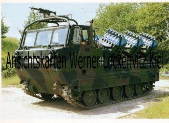 Ansichtskarte Minenwerfer M 548 A 1 G Skorpion Bundeswehr