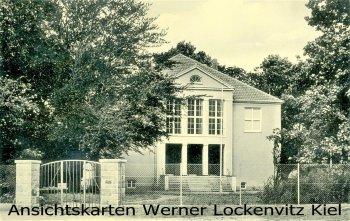 Ansichtskarte Achim Berufsschule