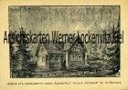 Ansichtskarte Bulgarien България Sofia Edelweiß-Hütte Witoscha