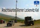 Bundeswehr im Kosovo KFOR Richtfunktrupp an der Grenzstation