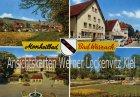 Ansichtskarte Bad Wurzach Ortsansichten Park Kurhaus