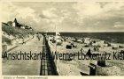 Ansichtskarte Wittdün auf Amrum Strandpromenade