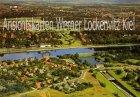 Ansichtskarte Rendsburg am Nord-Ostsee-Kanal Luftbild