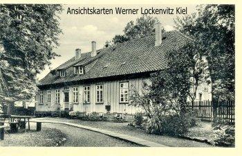 Ansichtskarte Springe am Deister Försterei Köllnischfeld