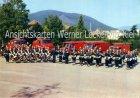 Ansichtskarte Carte Postale Frankreich France Colmar Fanfare des Sapeurs-Pompiers Feuerwehr Elsass