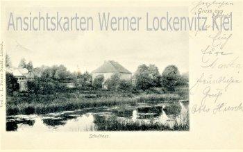Ansichtskarte Reinfeld Schulhaus