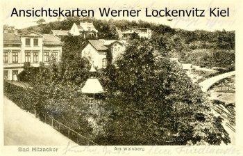 Ansichtskarte Hitzacker Am Weinberg