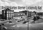 Ansichtskarte Hannover Ernst-August-Platz und Hauptbahnhof Stempel Hannover-Flughafen