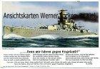 Ansichtskarte Denn wir fahren gegen Engeland Horn's Bildkarte Propaganda