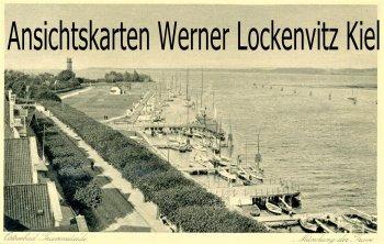 Ansichtskarte Lübeck-Travemünde Mündung der Trave