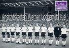 Ansichtskarte Deutschland Fußball Vizeweltmeister 1966 mit Sonderstempel