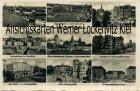Ansichtskarte Polen Pommern Stettin Szczecin Am Königsplatz und Berliner Tor Ufa-Palast