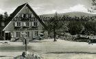Ansichtskarte Clausthal-Zellerfeld Altenau-Schulenberg im Oberharz Torfhaus Sport-Hotel Brockenblick