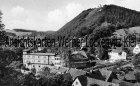 Ansichtskarte Bad Lauterberg im Harz St. Benno-Stift mit Hausbergblick