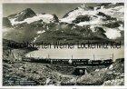 Ansichtskarte Schweiz Die Berninabahn bei Berninahospiz GR