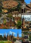 Ansichtskarte Lübeck Holstentor Ortsansicht 8 Karten