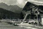 Ansichtskarte Cartolina Italia Rifugio Moser Alm Bes. Siegried Auer Latemar Dolomiten Südtirol