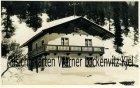 Ansichtskarte Österreich Kufstein Einzelhaus im Winter Tirol