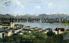 Ansichtskarte Schweiz Luzern Ortsansicht und die Alpen